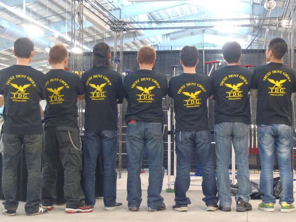 トラストデントグループ海外研修inMTE2011