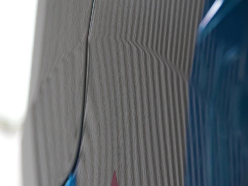 ワゴンR リヤフェンダー プレスライン デントリペア