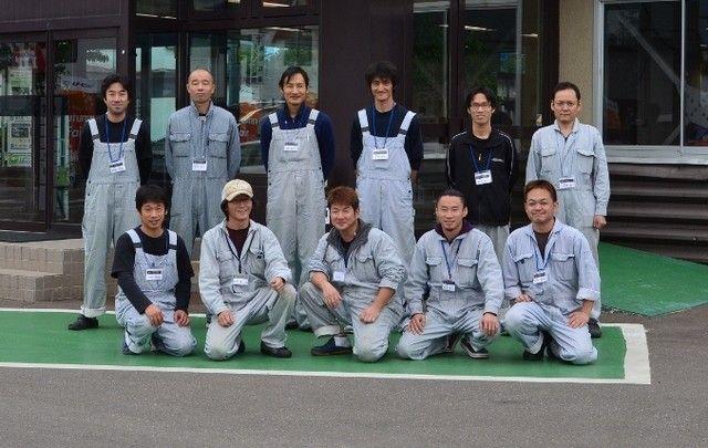 トラストデント雹害対策チームin北海道