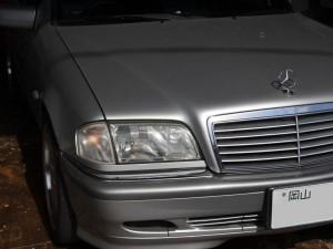 W202メルセデスベンツ