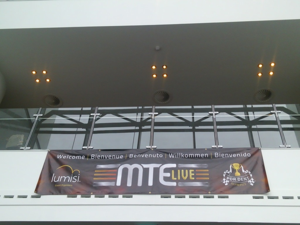 2015MTEeuroデントリペアオリンピックヨーロッパ大会会場