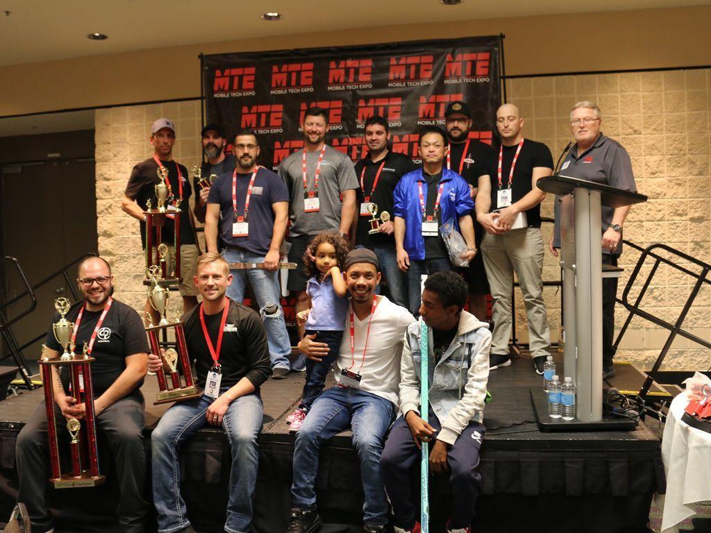 MTE2019 デントリペアオリンピック 記念撮影
